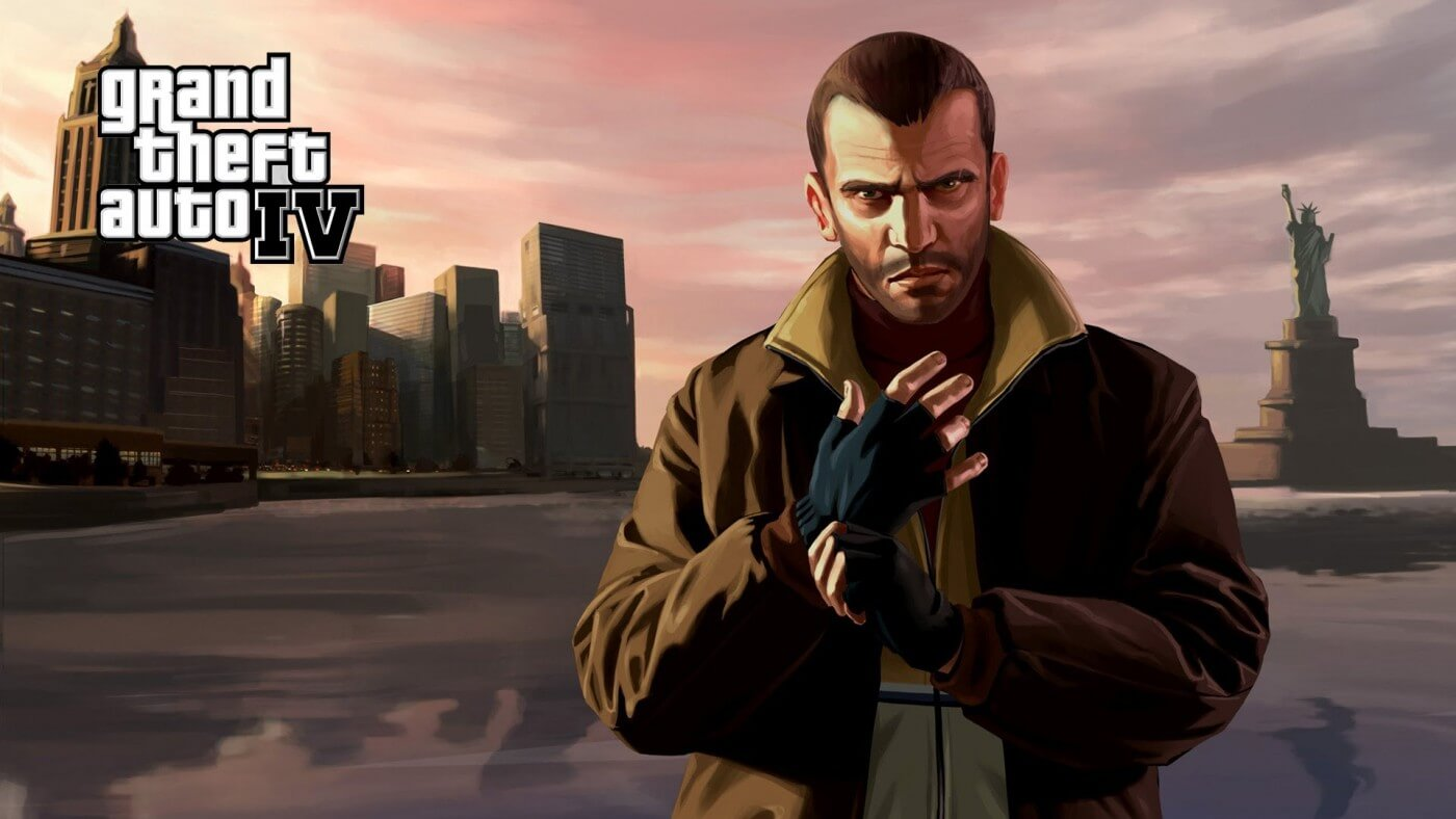 GTA IV HEADER