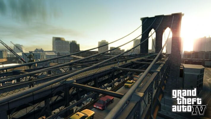 GTA IV BROOKER BRIDGE